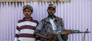 Hatespeech in Äthiopien: Die Geister, die Abiy Ahmed rief | DW | 01.12.2020