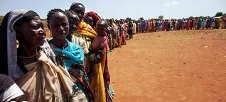 Afrika: Auf der Flucht im eigenen Land | DW | 20.06.2016