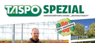 TASPO Spezial Nachhaltigkeit