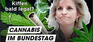 Cannabis: Der große Parteien-Check! | DIE DA OBEN! | Hyperbole / Funk | 05.11.2020