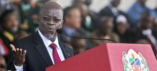 Schädigt Tansanias Präsident John Magufuli mit seinem Kampf gegen Korruption die Wirtschaft? | DW | 08.12.2017