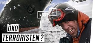Radikal für Delfine: Wie weit geht Sea Shepherd? | STRG_F