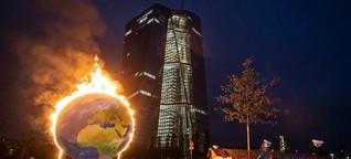 Grüne Geldpolitik der Zentralbanken: Dürfen die das?