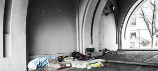 11. September: Tag der Wohnungslosen