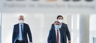 Maskenaffäre der CDU: Transparenz unerwünscht