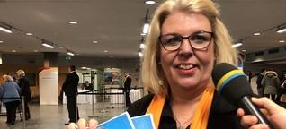 CDU-Regionalkonferenz in Böblingen: Wen wollen CDU-Mitglieder als neuen Parteivorsitzenden?