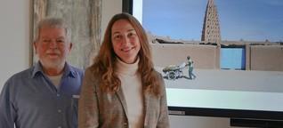 Kerstin Bartsch kämpft gegen Menschenhandel