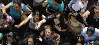 """""""Brasilien über allem, Gott über allen"""": Wie viel Einfluss haben Evangelikale in Bolsonaros Land?"""