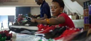 Das Nike von Afrika