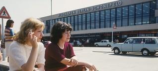 Von Tempelhof bis BER - Ein Jahrhundert Berliner Flughafengeschichte