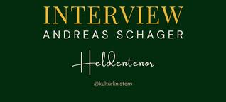 Andreas Schager: Ein Heldentenor im Gespräch | kulturknistern