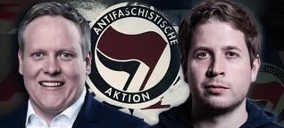 Antifa: Helden oder Staatsfeinde?