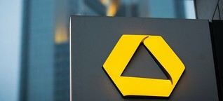 Commerzbank in Babelsberg schließt