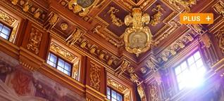 Goldener Saal: Ein virtueller Rundgang durch 400 Jahre Geschichte