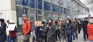 Erneut Corona-Proteste in Potsdam angekündigt