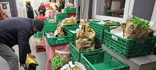 Potsdams neuer Bauernmarkt
