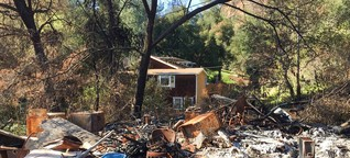 For one woman, heavy emotions a year after Woolsey Fire | Greater LA