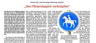 Verein Reit- und Fahrwege Schleswig-Holsten: