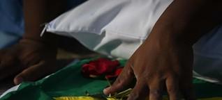 Warum Corona arme Menschen in Brasilien besonders betrifft