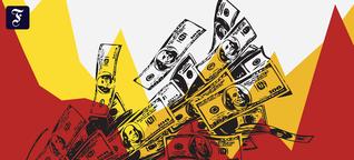 F.A.Z.-Serie Schneller Schlau: So funktioniert Inflation