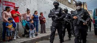 Mexiko: Gewalt, Kartelle und Corona - Der Staat versagt