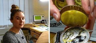 Sie können Uhren zum Atmen bringen: Zu Besuch in zwei der letzten Uhrmacher-Werkstätten in Schwenningen