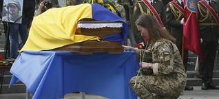 Was Frieden in der Ukraine im Wege steht
