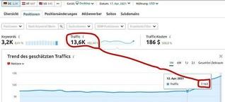 SEO-TIPPS: Wie ich meinen Umsatz in 3 Tagen verdoppelt habe! [+8K]