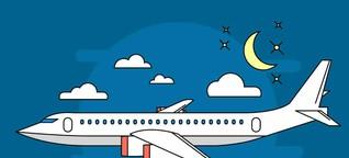 Alltag einer Stewardess