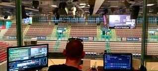 Basketball: So wird die Oberfrankenhalle zur Oberfrankenhölle