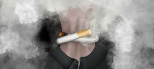 Gesundheit: Wie Zigaretten die Lunge schädigen