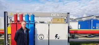 Wasserstoff als Klimaretter? Energiewende in den Niederlanden