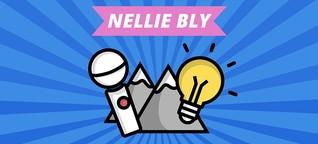 Magisches Mikro: Nellie Bly - Mutige Journalistin, Abenteurerin und Erfinderin | MDR.DE