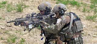 Fehlbestände bei Munition und Sprengstoff beim KSK seit Jahren bekannt
