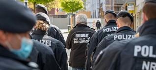 """""""Querdenker"""" versuchten das Versammlungsverbot in Dortmund zu umgehen - und blieben erfolglos - Nordstadtblogger"""