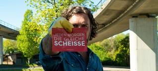 Für ein müllfreies Koblenz