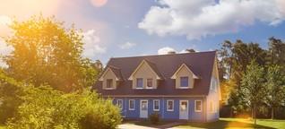 Eigenkapital, Kredite, Zuschüsse: Das müsst ihr beachten, wenn ihr eure erste eigene Immobilie kaufen wollt