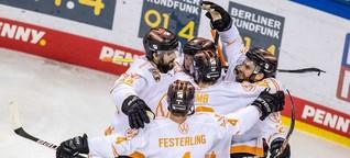 Erstes Finale: Grizzlys Wolfsburg ringen die Eisbären Berlin nieder