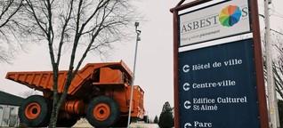 Asbestos: die kanadische Stadt ändert ihren Namen