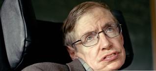 Stephen Hawking war eben doch mehr Mensch als Gott