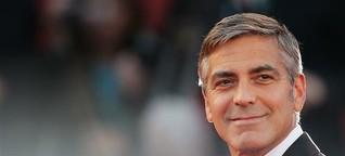 George Clooney wird 60: Vom Schuhverkäufer zum bestbezahltesten Schauspieler
