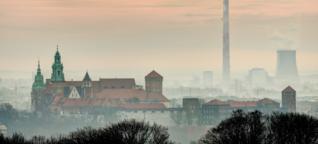 Stoßlüften für Europas Smogchampion