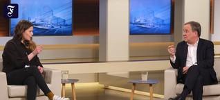 TV-Kritik Anne Will: Laschet kann sie alle schaffen