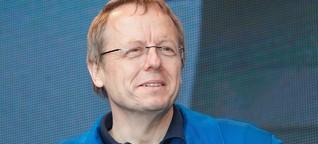 ESA-Chef Johann-Dietrich Wörner: Verzweifelt an Europa