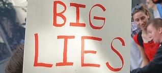 Lügen, List und Influencer - Soziale Medien im US-Präsidentschaftswahlkampf