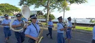 Auf deutschen Spuren in Samoa