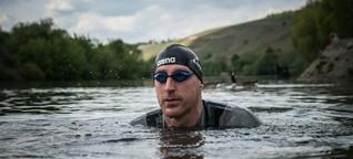 """Thomas Lurz: """"99 Prozent können nicht geradeaus schwimmen"""""""