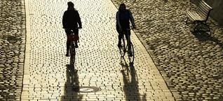Radfahren in der Corona-Krise: Zwei Passanten ohne jede Empathie