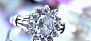 Faszination Diamant - Synthetische Steine erobern den Schmuckmarkt