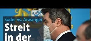 Söder vs. Aiwanger: Opposition in der Regierung | Kontrovers | BR Fernsehen